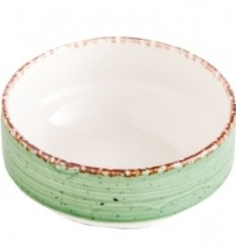 Güral Porselen Schaal 12cm Groen Gural Ent 616980