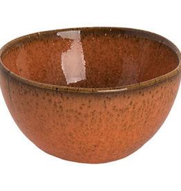 Palmer Imperial Quality Kom Palmer Rustique 7,5 cm 10 cl Oranje Stoneware - 531796
