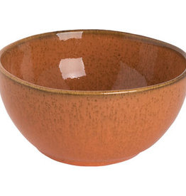 Palmer Imperial Quality Kom Palmer Rustique 12,5 cm 45 cl Oranje Stoneware - 531787
