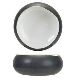 Cosy & Trendy Cosy & Trendy Black Shadow Bowl D12xH5cm - 3718012
