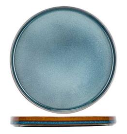 Cosy & Trendy Cosy & Trendy Quintana blue Dessertbord D22cm - 2936022