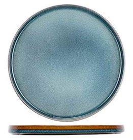 Cosy & Trendy Cosy & Trendy Quintana blue plat bord D27,5CM - 2936028