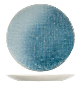 Cosy & Trendy Cosy & Trendy Jacinto blue dessertbord D21,5CM - 4649022