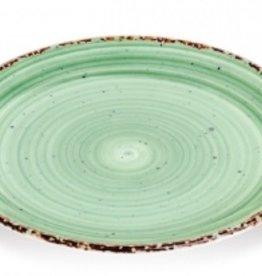 Güral Porselen Bord 27cm Groen Gural Ent 616979