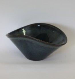 Prato Prato Darkblue oval bowl 20.5x18.5H9.0cm - 614566