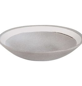 Palmer Imperial Quality Bord diep Palmer Rossio 22 cm Grijs Stoneware 530389