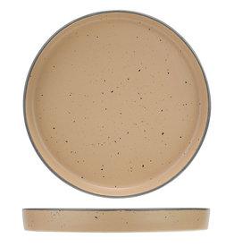 Cosy & Trendy Cosy & Trendy Copenhague Dark Sand Dessertbord 21cm 6821021