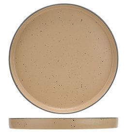 Cosy & Trendy Cosy & Trendy Copenhague Dark Sand plat bord 25cm 6821025