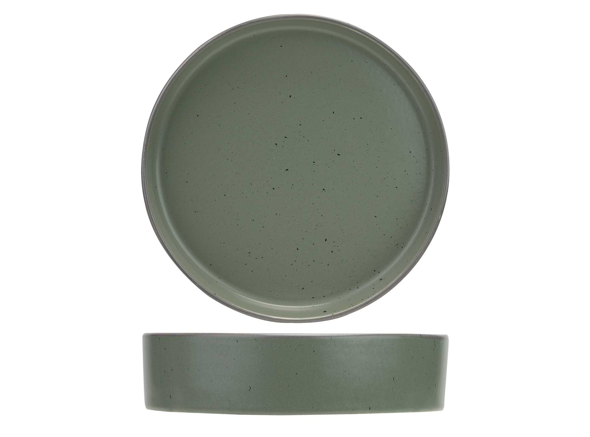 Cosy & Trendy Cosy & Trendy Copenhague Mist Green Dessertbord 21x5cm 8821121