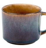 Cosy & Trendy Cosy & Trendy Quintana amber Koffietas D8XH6,7CM 22CL - 5950008