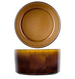 Cosy & Trendy Cosy & Trendy Quintana amber Kom D22,5XH11,7CM - 5950223