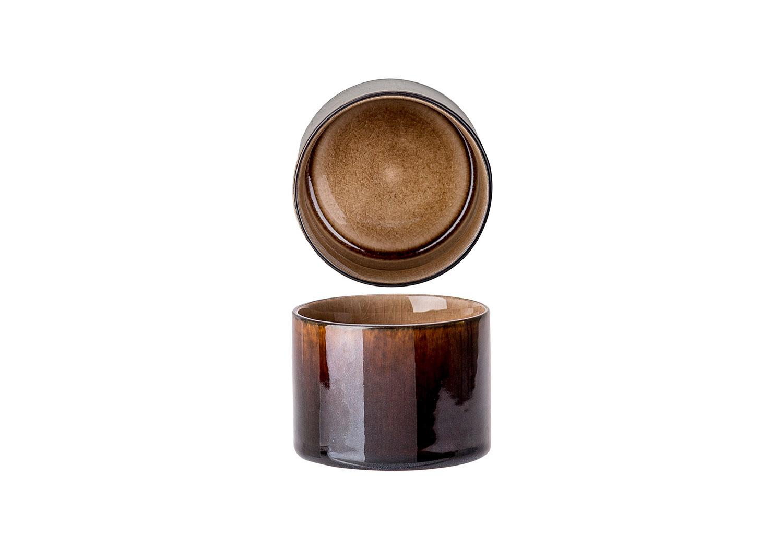 Cosy & Trendy Cosy & Trendy Quintana amber Kommetje D8XH6CM - 5950208