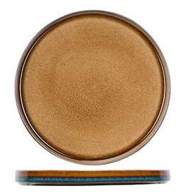 Cosy & Trendy Cosy & Trendy Quintana amber Broodbordje - Ondertas D14cm - 5950014