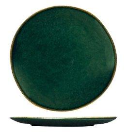 Cosy & Trendy Cosy & Trendy Otylia Green Dessertbord D20,6XH2CM - 2371206