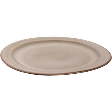 Palmer Imperial Quality Bord Palmer Earth 28 x 2 cm Bruin Stoneware 531694