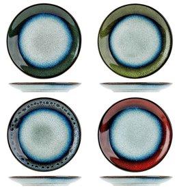 Cosy & Trendy Cosy & Trendy Jamiro Mix Broodbordje D14,5CM 4 ass 8240145