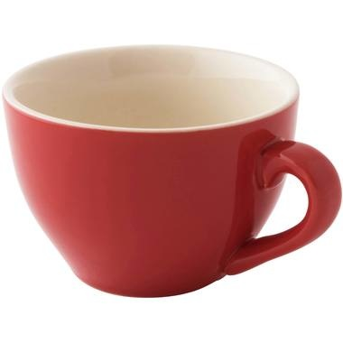 Palmer Imperial Quality Cappuccinokop Palmer Colors 18 cl Rood 515414
