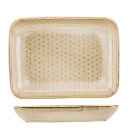 Cosy & Trendy Cosy & Trendy Toluca Amber Mini Bordje 14,5X10,5CM 7735015