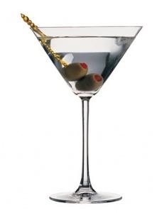 Nude Nude Bar Martini glas 30cl 620982