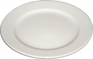 Güral Porselen Gural Delta Plat bord 26cm 9150