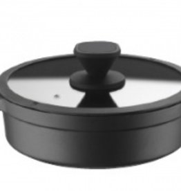 Pintinox  Pintinox Pro Kookpot + glazen deksel 28XH8,5cm - 4,3L 603567