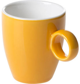 Maastricht Porselein Espressokop 6,5cl Oranje Maastricht Porselein Bart Colour 531375