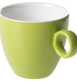 Maastricht Porselein Koffiekop 17cl Groen Maastricht Porselein Bart Colour 531387