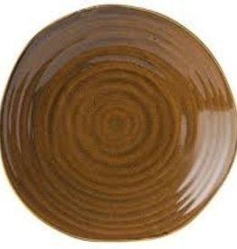 Tribeca bruin Bord plat 21cm 615512