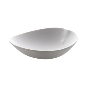 Cookplay Cookplay Shell line Kom 21,5x22x7,5cm mat wit  621239