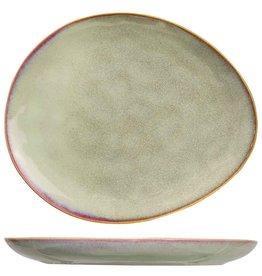 Cosy & Trendy Cosy & Trendy Trentino Dessertbord 20,5X17CM OVAAL 2424121