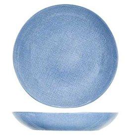 Cosy & Trendy Cosy & Trendy Sajet Blue Diep bord 24XH4,2CM 9640024