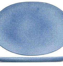 Cosy & Trendy Cosy & Trendy Sajet Blue Plat bord 29,5X21CM OVAAL 9640030