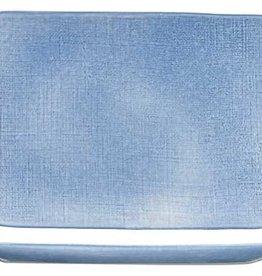 Cosy & Trendy Cosy & Trendy Sajet Blue Plat bord 29,8X20,3CM RECHTHOEK 9640029