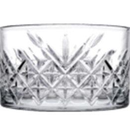 Pasabahce Serveerschaal Pasabahce Timeless 9 cm 22,5 cl Transparant Glas - 12 stuks 532132