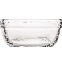 Duralex Schaal Duralex Carre 11 x 11 cm 30 cl Transparant Hardglas 6 stuks 100197