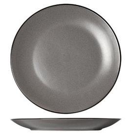 Cosy & Trendy Cosy & Trendy Speckle grey Dessertbord 19.5XH2.5CM 3049200