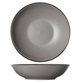 Cosy & Trendy Cosy & Trendy Speckle grey Diep bord 20XH5,3CM 3049500