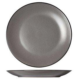 Cosy & Trendy Cosy & Trendy Speckle grey Plat bord 27CM 3049100