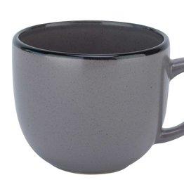 Cosy & Trendy Cosy & Trendy Speckle grey Tas 24CL 8,5XH7,1CM 3049024