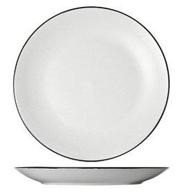 Cosy & Trendy Cosy & Trendy Speckle white Plat bord 27CM 3050100