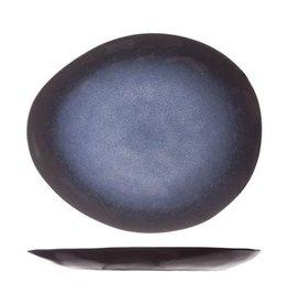 Cosy & Trendy Cosy & Trendy Sapphire Dessertbord ovaal 20.5X17.5CM 8642121