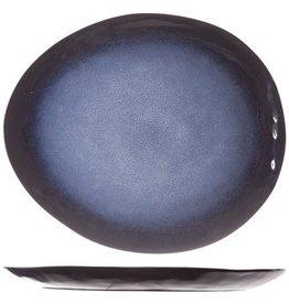 Cosy & Trendy Cosy & Trendy Sapphire Plat bord ovaal 27.5X23CM 8642127
