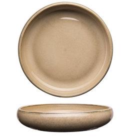 Cosy & Trendy Cosy & Trendy Arezzo Sand Diep bord 22XH4,3CM 7011022