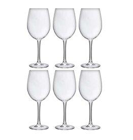 Cosy & Trendy Cosy & Trendy Moments set 6 Wijnglas 48CL 1354