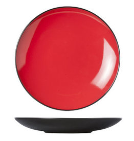 Cosy & Trendy Serviesset Cosy & Trendy Finesse Red 24 delig (6 personen)