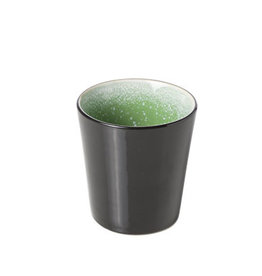 Cosy & Trendy Cosy & Trendy Finesse Green Beker 7.5XH8.5CM - 21CL 6536021