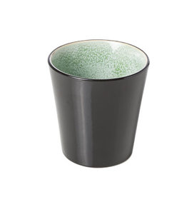 Cosy & Trendy Cosy & Trendy Finesse Green Beker 9XH9.5CM - 34CL 6536034