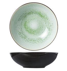 Cosy & Trendy Cosy & Trendy Finesse Green Diep bord 20XH6.2CM 6536020