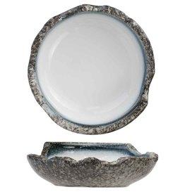 Cosy & Trendy Cosy & Trendy Sea pearl Diep bord Schelp 18.5CM H5-6.5cm 9632019