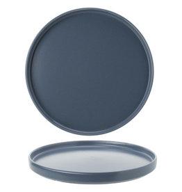 Cosy & Trendy Cosy & Trendy Tower Blue Dessertbord 21XH2CM Stapelbaar 6611021